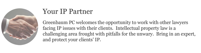 Address your clients' IP needs.